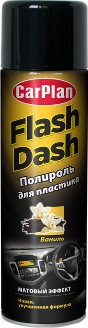 Flash Dash Vanilla
