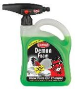 Demon Foam with Snow Foam Gun