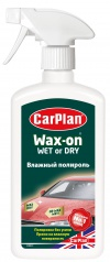Wax-on Wet or Dry